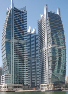 ARMADA Headquarters - UAE -Armada Towers